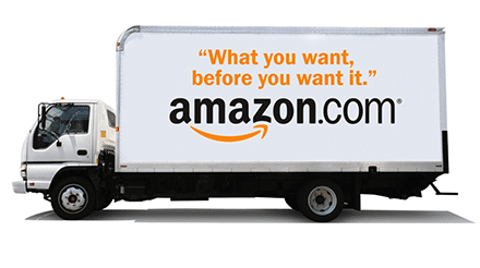 Delivery Amazon Prime Packages