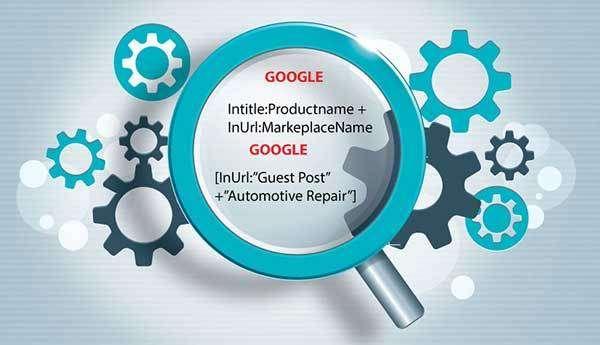 Advanced Search Operators / Google Dorks