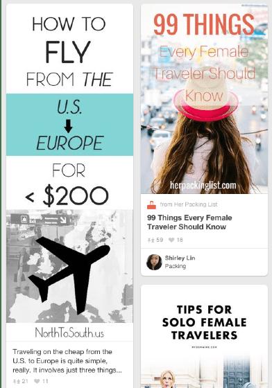 Pinterest Titles
