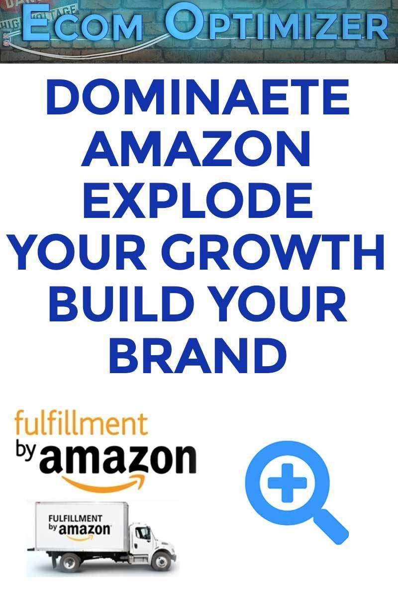 Dominate Amazon Products