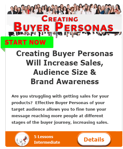 Buyer Persona Workshop