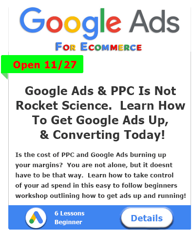 Google Ads Workshop